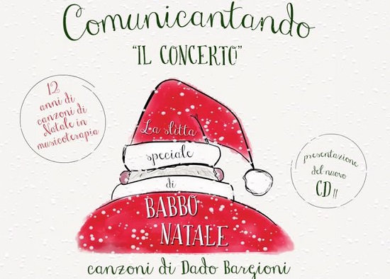 Al Teatro Ambra un concerto di Natale con Dado Bargioni e i ragazzi disabili dei centri diurni
