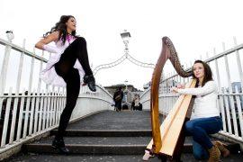 A gennaio a Dublino c'è uno dei più importanti festival di musica tradizionale
