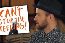Justin Timberlake è il re delle radio italiane nel 2016