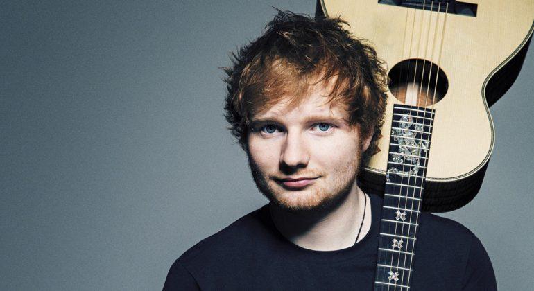 Ed Sheeran, il tour europeo parte da Torino