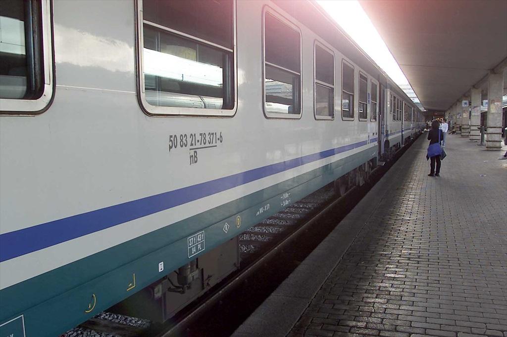 Treni regionali in Campania, alto gradimento del servizio