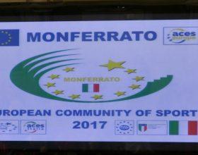 """Più di cento appuntamenti agonistici nel Monferrato, """"Comunità dello Sport 2017"""""""
