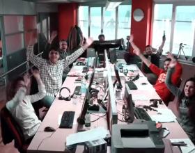 Alessandrini's Karma. Il videoclip di Radio Gold per i 105 anni dei grigi e non solo