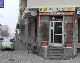 Spaccata al bar Aurora in corso IV Novembre ad Alessandria