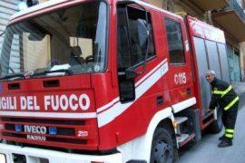 A fuoco una casa a Spigno Monferrato: nessun ferito