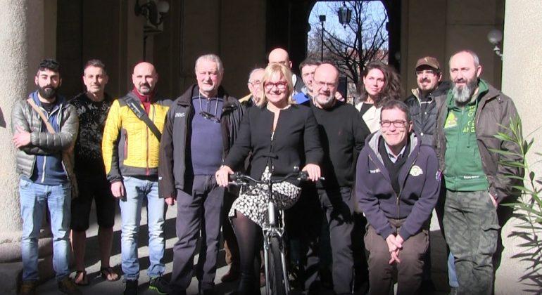 """Ad Alessandria """"bici con la targa"""" per contrastare i furti"""