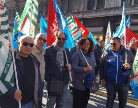 Anche i lavoratori alessandrini a Genova dopo l'incidente sulla A10