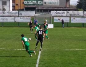 Castellazzo sprecone, il Calcio Tortona si aggiudica il derby