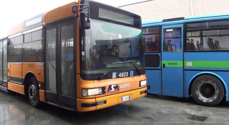Da lunedì in vigore l'orario invernale dei bus di Amag ...