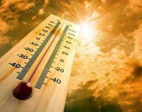 Martedì il giorno più caldo in Piemonte