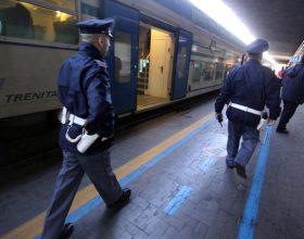 Furto sul treno: la Polfer recupera tutto in breve tempo