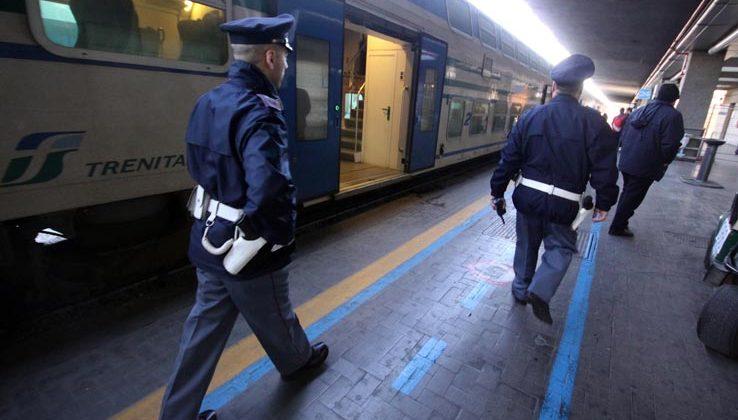 La Polfer in azione per contrastare gli illeciti in ambito ferroviario