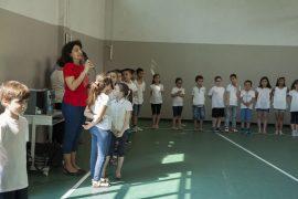 MusicaArteTeatro (e poesia) alla scuola Carducci