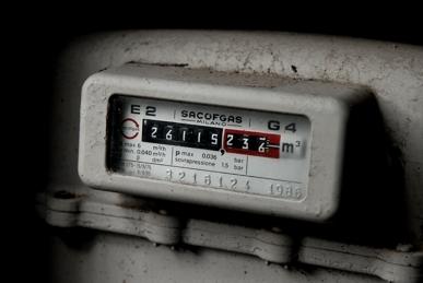 Quasi 800 euro di gas non pagati in 18 mesi denunciata - Contatore gas in casa ...