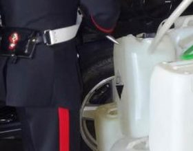 Scoperta una banda di ladri di gasolio agricolo: sei denunce
