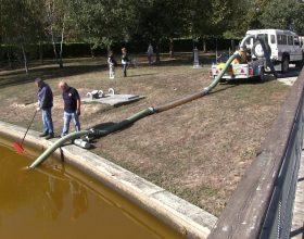 Immagine Iniziati i lavori di pulizia al villaggio fotovoltaico