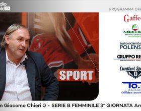 Promozione e Calcio Femminile: su Radio Gold Tv mister Arturo Merlo