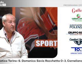 Serie D e Eccellenza: su Radio Gold Tv il presidente Cosimo Curino