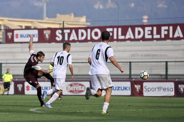 Torino - Casale Fbc 5-1 nel test di lusso al 'Filadelfia'