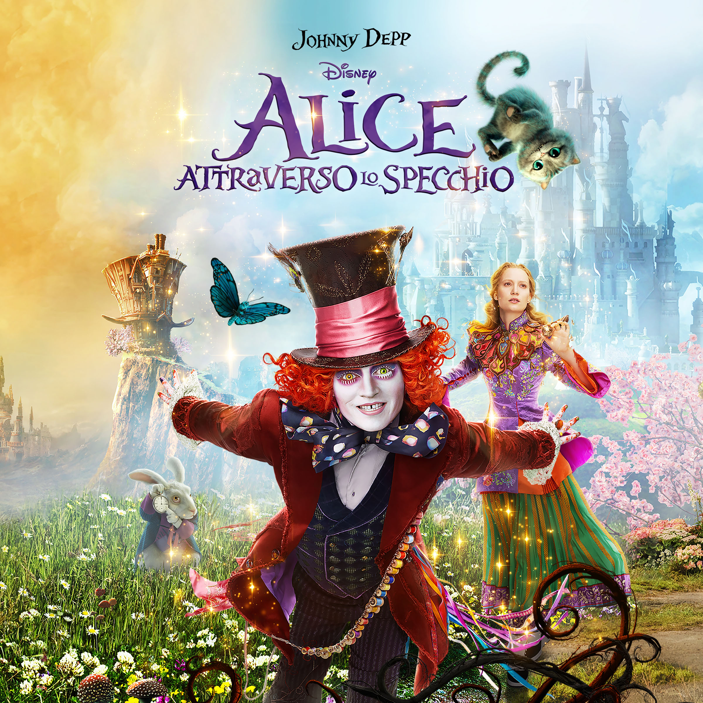 Alice attraverso lo specchio - Film alice attraverso lo specchio ...