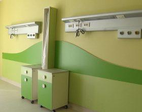 Immagine Un nuovo reparto per i piccoli pazienti dell'Ospedaletto