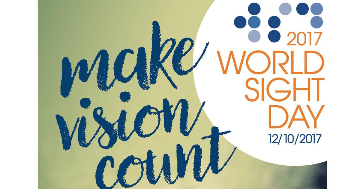 """Giornata mondiale della vista, visite gratuite anche in Valdarno"""""""