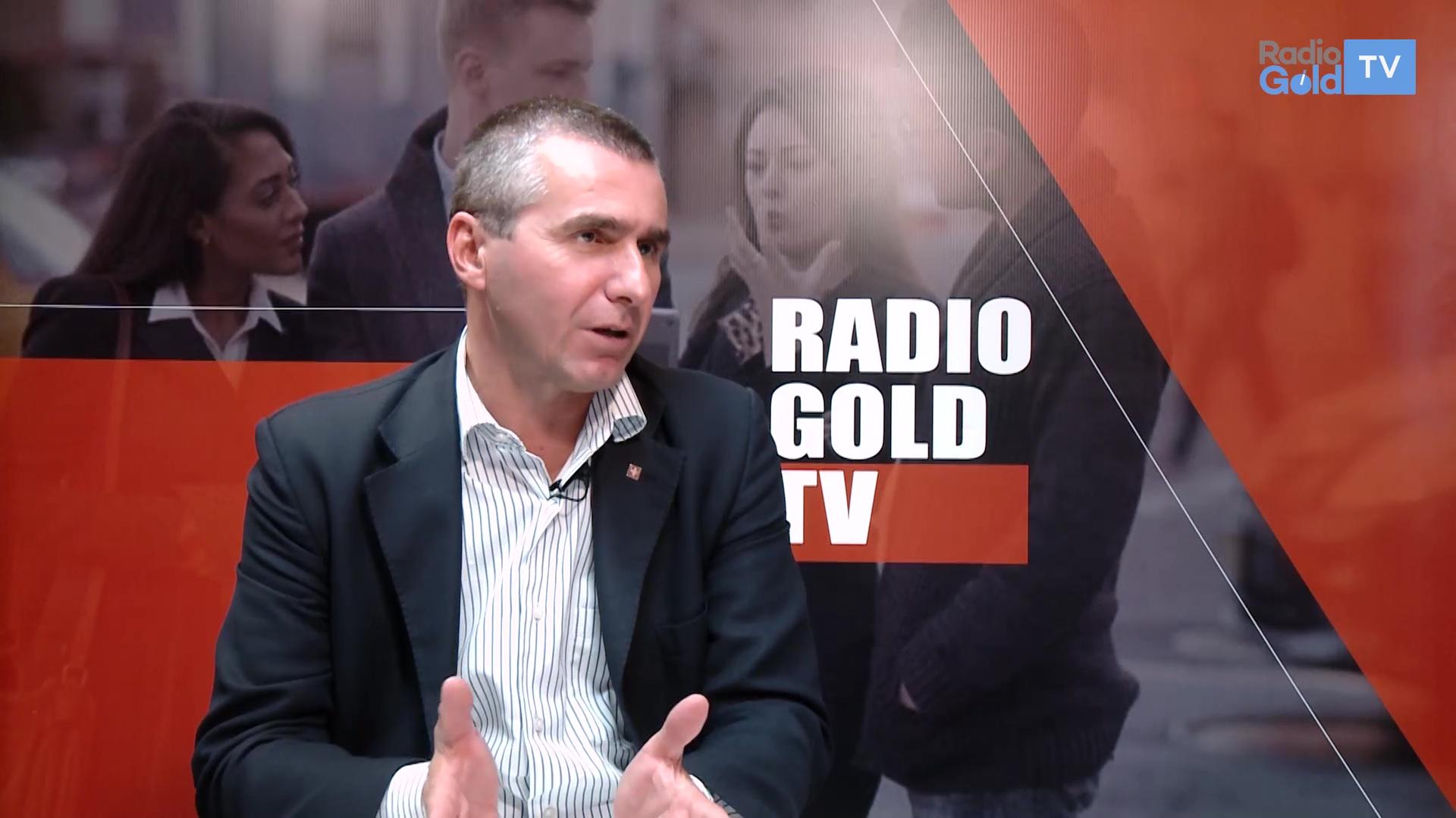 Massimo berutti pronto a correre nel 2018 per il parlamento for Radio parlamento streaming