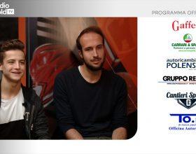 Promozione: su Radio Gold Tv i due acquesi Rovera e Campazzo