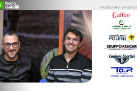 Prima Categoria: su Radio Gold Tv bomber Francesco Arfuso