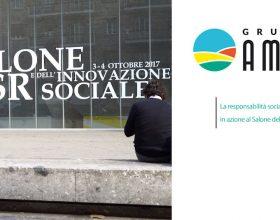 Immagine Amag al Salone della CSR e dell'Innovazione Sociale