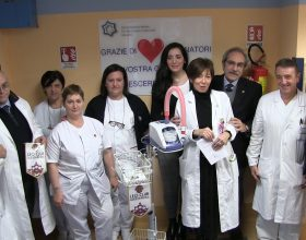 Ventilazione non invasiva per i bimbi dell'Ospedaletto grazie a Leo Club