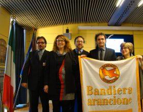 Ozzano conquista la 'bandiera arancione' del Touring club