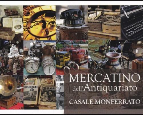 Mercatino dell 39 antiquariato - Mercato antiquariato casale monferrato ...