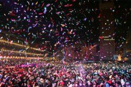 Le principali feste dell'ultimo dell'anno fuori provincia