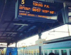 Treni: sospesa fino a martedì mattina la circolazione su alcune linee