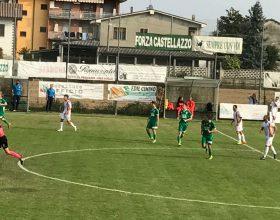 Castellazzo, l'espulsione costa cara: l'Inveruno si impone 3-1