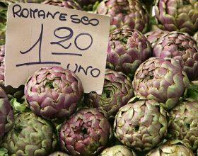 """Al mercato agricolo di piazza Ceriana prodotti con """"Il Sole Dentro"""""""