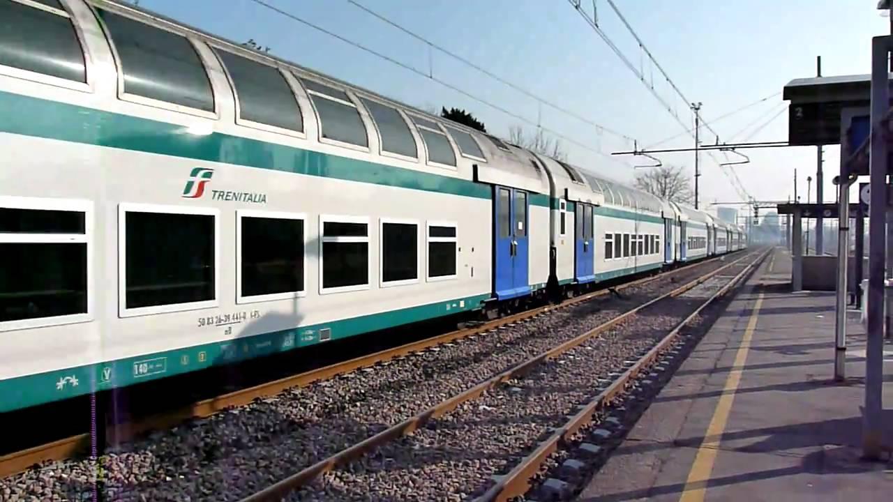 Treni diretti alessandria milano gi 7 mila le firme - Treni vigevano milano porta genova ...