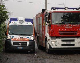 Scontro tra tre auto tra Cereseto e Moncalvo