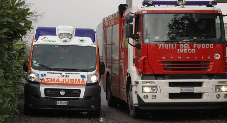 vigili-del-fuoco-ambulanza