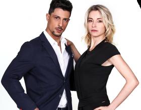 """La coppia di """"Ballando con le stelle"""" Nuzio-Rocca su Radio Gold"""
