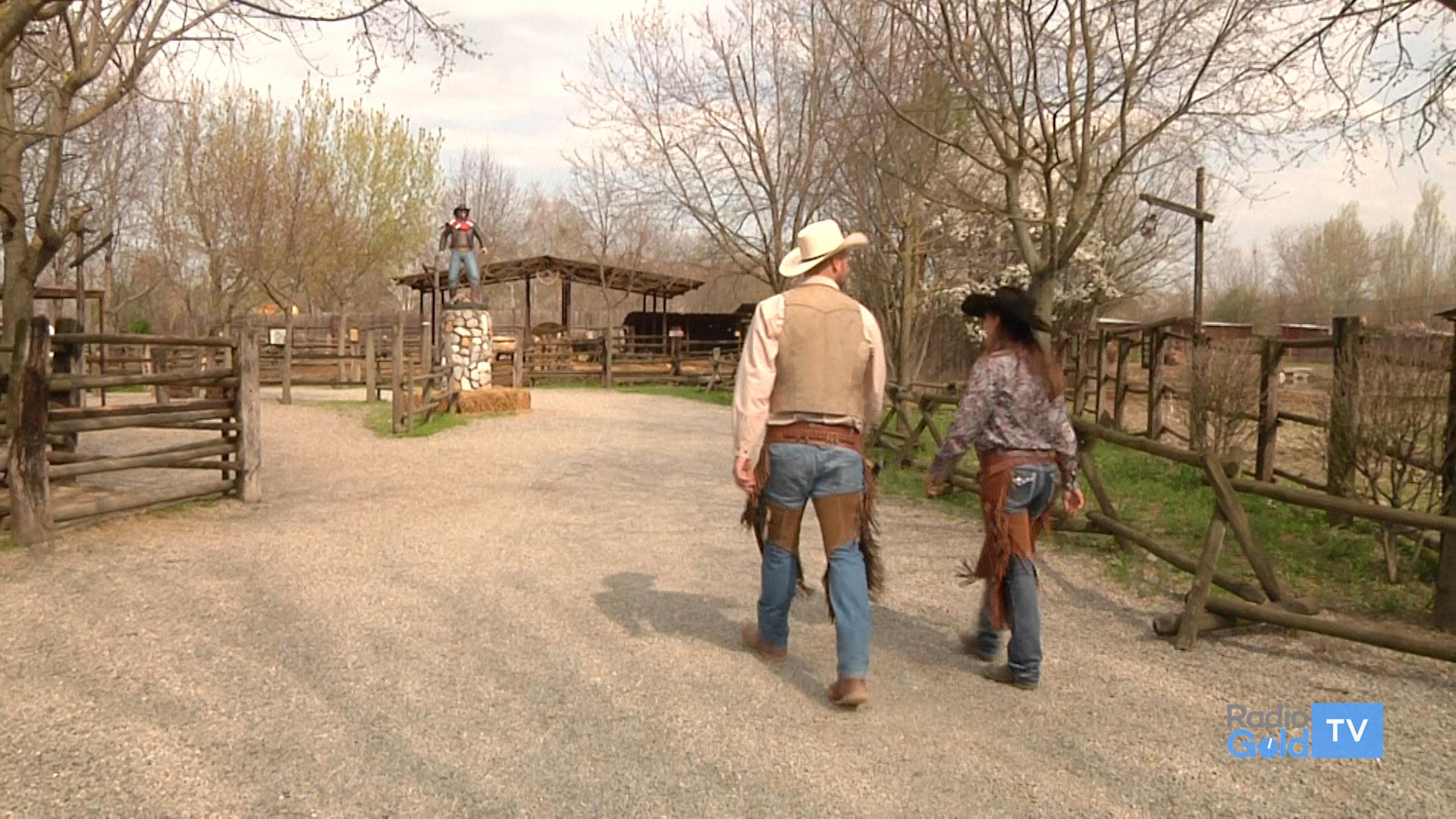 Il west qui il cowboyland for Piccoli progetti di ranch