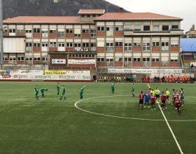 Castellazzo, fatale ancora il recupero: il Borgosesia pareggia 2 a 2
