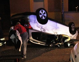 Incidente in Spalto Marengo, coinvolte due auto