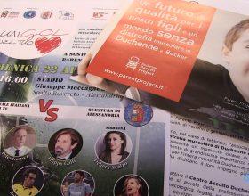 La Questura sfida gli Artisti Tv per battere la distrofia di Duchenne