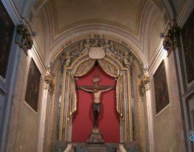 Alla scoperta dell'autore misterioso: restauro dei 4 affreschi in Duomo