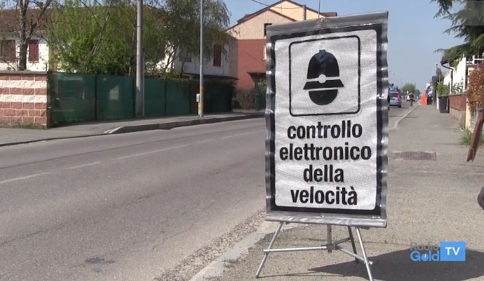 Ecco dove la Polizia Municipale piazzerà questa settimana l'autovelox ad Alessandria