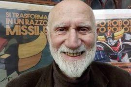 Immagine Addio al tortonese Luigi Albertelli, autore di Ufo Robot e di altre tantissime canzoni italiane