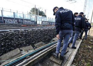 Treni sospesi due ore tra Arquata e Tortona: contenitore metallico scambiato per ordigno bellico