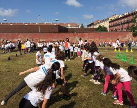Corse, giochi e sorrisi: 800 bimbi alla Straragazzi